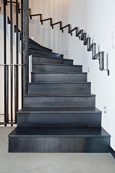trap betonlook perfect vinyl dichte trap beton look prijs with trap betonlook fabulous. Black Bedroom Furniture Sets. Home Design Ideas
